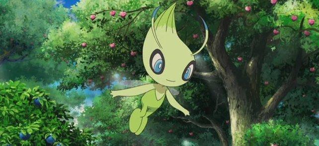 Celebi ist da! Das mysteriöse Pokémon der zweiten Generation gibt es jetzt in Pokémon Go.