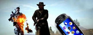 Read Dead Redemption 2, PS Vita, PS Plus, BF4 - Der Wochenrückblick