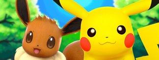 """Pokémon Let's Go: So sehen die """"Top Vier"""" aus"""