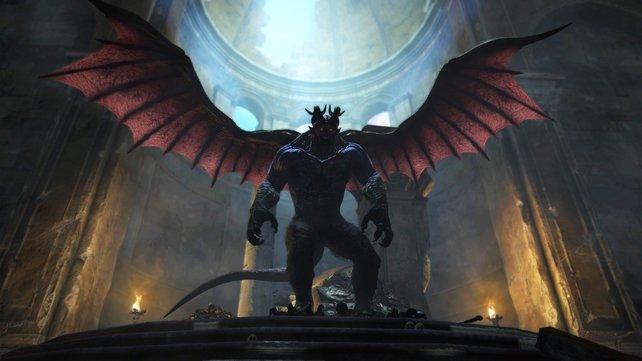 Dragon's Dogma - Dark Arisen: Wollt ihr die Erweiterung spielen, müsst ihr das Spiel neu kaufen.