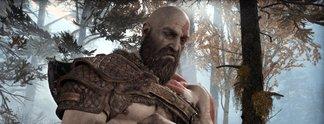 God of War: Ein Update, das euren Augen gut tut