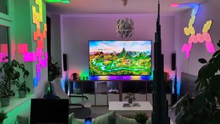 Fantastische Gaming-Zimmer