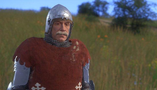 Ritter Ulrich kommt euch in die Quere, aber er kann euch bei den Untersuchungen auch helfen.