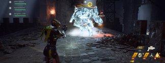 Anthem: Waffe auf Level 1 ist stärker als meisterhaftes Gewehr auf Level 45