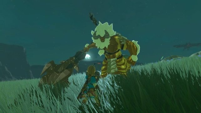 Zu Breath of the Wild ist bereits ein DLC erschienen, der das Spiel um neue Herausforderungen erweitert.