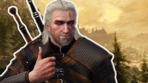 Geralt wird zum Drachenblut