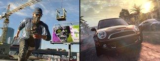 Steam: Watch Dogs 2 & The Crew derzeit stark reduziert