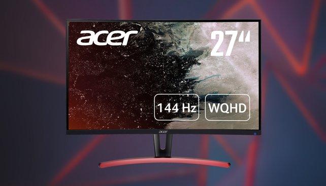 Bildquelle: Ash Edmonds/Unsplash (Hintergrund), Acer (Produkt)