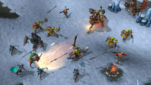 Helden markieren nicht nur einen wesentlichen Bestandteil des Wiedererkennungswerts von Warcraft 3 dar, sie sind auch das Herzstück des Spiels.