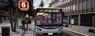 Bus-Simulator 18: Stürmt Platz 1 der PC-Charts