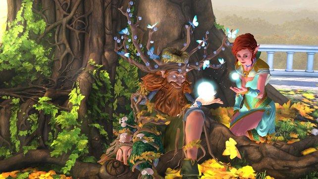 Dank Kickstarter erlebt ihr mit Prinzessin Ivo und Co. neue Abenteuer.