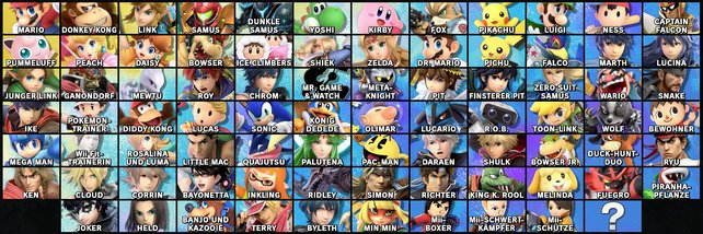 In Super Smash Bros. Ultimate gibt es über 80 Kämpfer. Tier Lists zeigen euch, welche davon zu den besten gehören.