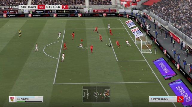 Unaufhaltsame Offensive: Wir liefern euch Tipps, wie ihr in FIFA 21 mehr Tore schießen könnt.