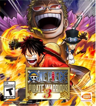 One Piece - Pirate Warriors 3