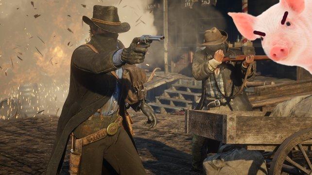 Red Dead Online hat einen neuen Volkssport.