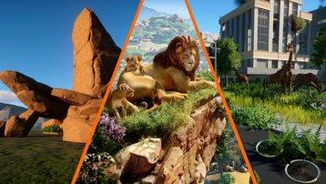 <span>Planet Zoo |</span> Baupläne der Community