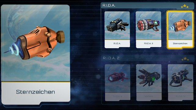 Sammelt alle RIDA-Karten, um die stärkste Waffe im Spiel zu erhalten.