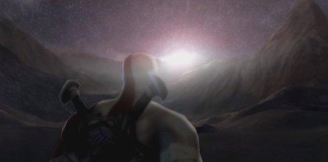 Geplagt von den Schatten seiner Vergangenheit, muss Kratos in Chains of Olympus den Sonnengott befreien.