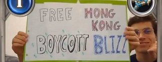 Nach Hongkong-Protest | Blizzard-Boykottaufrufe und Unterstützung für gebannten Spieler