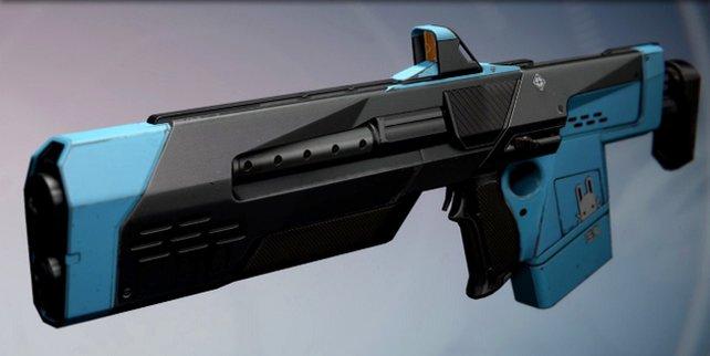 Der Jadehase: Diese Waffe dürfen bisher nur PS4-Spieler ausprobieren.