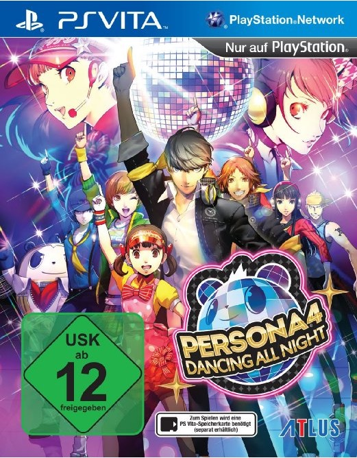Persona 4 - Dancing All Night