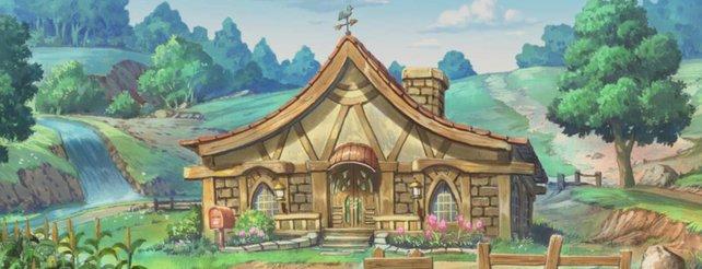 Ruhe und Zufriedenheit: Nicht nur in Harvest Moon möglich, sondern auch in Rune Factory Frontier.