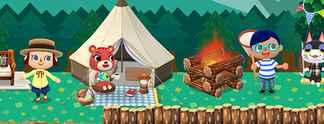Vorschauen: Animal Crossing Pocket Camp - Mein Camping-Platz für die Tasche