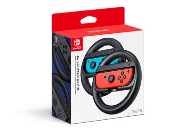 Wollt ihr euren Nintendo-Switch-Controller vielleicht in ein Lenkrad legen? Nintendo-Freunde kennen dieses Zubehör bereits.