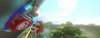 Vorschauen: Mario Kart 8: Spaßrasen in Perfektion?
