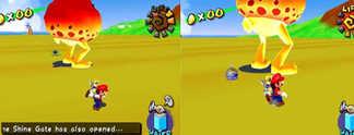 Wahr oder falsch? #80: Der pupsende Gegner in Super Mario Sunshine