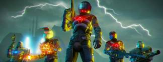 Tests: Far Cry 3 - Blood Dragon: Teufels-Ziegen und Zombie-Büffel
