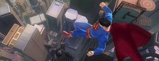 Test PS2 Superman Returns
