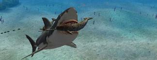 Test PS2 Der weisse Hai