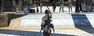 Vorschauen: Final Fantasy 14 - Realm Reborn: Mit Freude angespielt