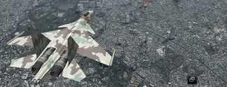 Vorschauen: Ace Combat: Top Gun zum Selberspielen
