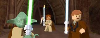 Tests: Lego Star Wars