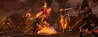 Vorschauen: The Elder Scrolls Online: Schatten liegen über Tamriel