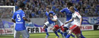 Vorschauen: Fifa 14: Erstmals angespielt!