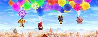 Test Wii Pac-Man Party : Sein erster Auftritt auf Wii