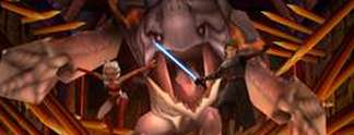 Test NDS Star Wars - The Clone Wars