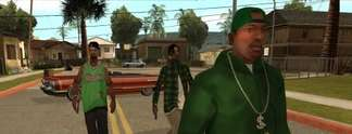 Tests: Grand Theft Auto - San Andreas