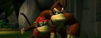 Vorschauen: Donkey Kong Country Returns: Retro-Gorilla auf Bananenjagd