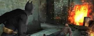Test PS2 Batman Begins