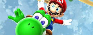Vorschauen: Super Mario Galaxy 2: Star-Klempner greift nach den Sternen