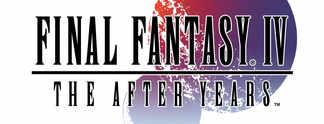 Final Fantasy 4 - The After Years: Überarbeitete Version für iOS und Android