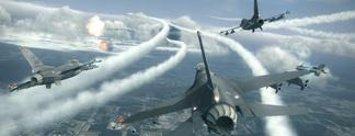 Test 360 Ace Combat 6: Fires of Liberation