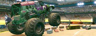 Test PS3 Monster Jam: Fahrende Schrottpressen