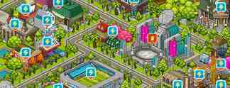 Test iPhone Pixel People: Klonen? Ja bitte! Sim City ohne Stress