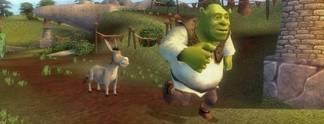 Test PS2 Shrek der Dritte