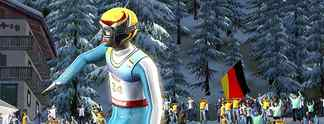 Test PS2 RTL Skispringen 2006